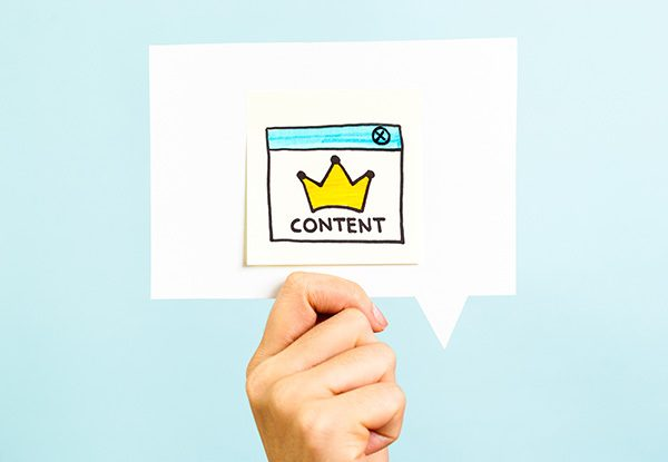 online marketing trends 2016 content is king