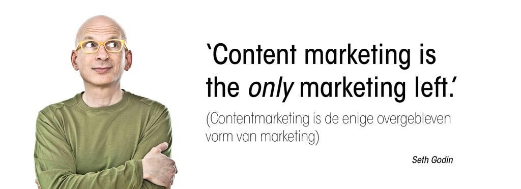 content marketing seth godin