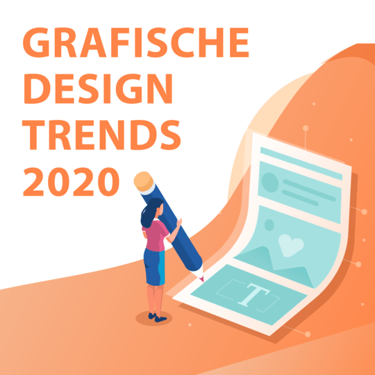 Grafische design trends 2020
