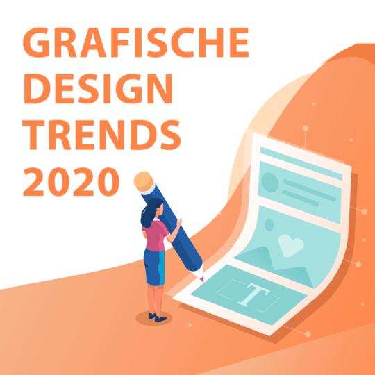 Grafische design trends 2020