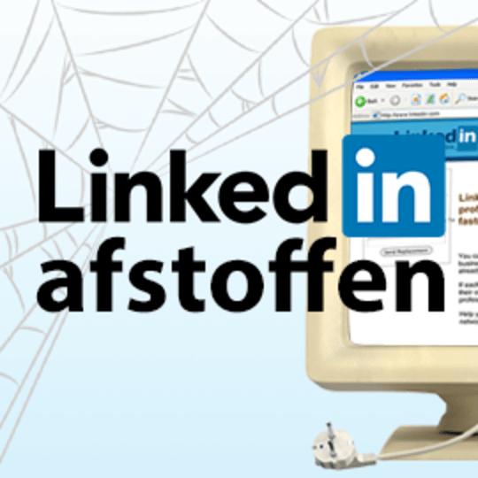 LinkedIn in 2017: afstoffen maar
