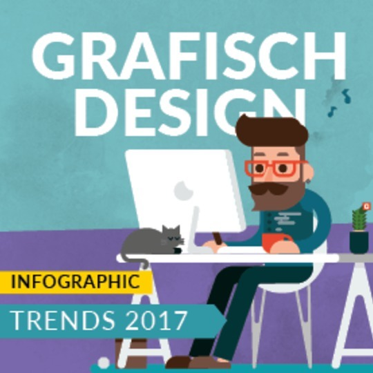 Grafisch design trends 2017