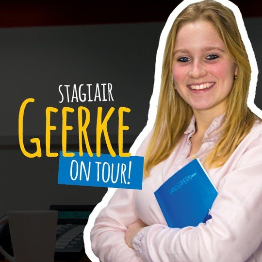Geerke on tour deel 1