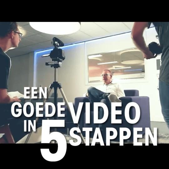 Een goede video in 5 stappen