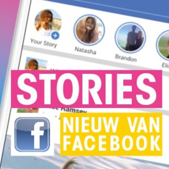 Facebook komt met Story functie
