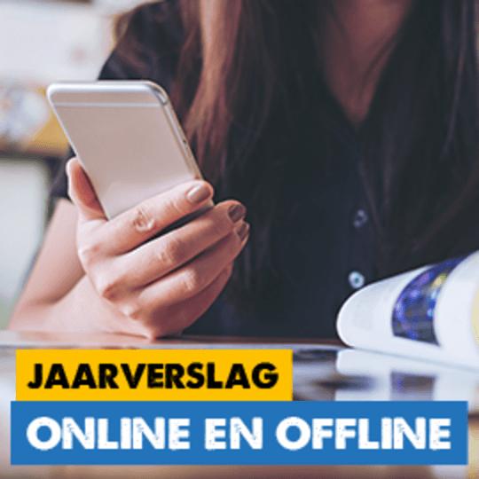 Presenteer je jaarverslag niet alleen offline, maar ook online