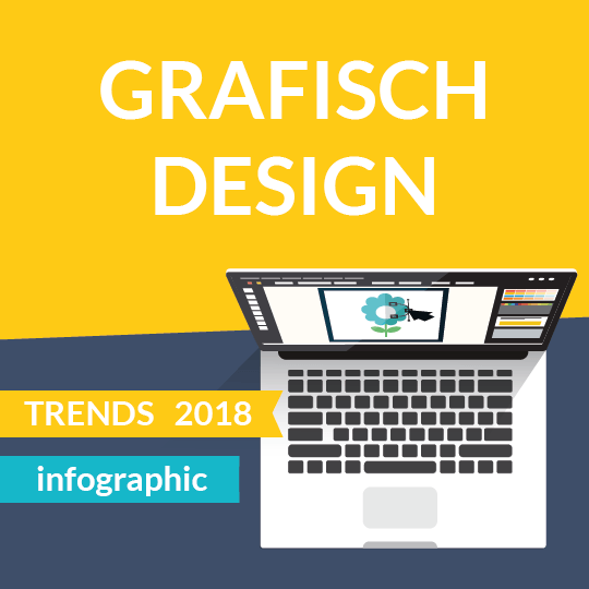 Grafisch design trends 2018