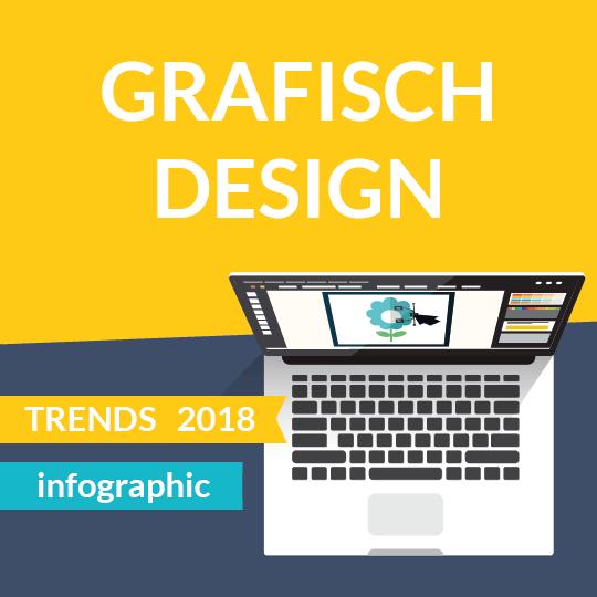 Grafisch design trends 2018