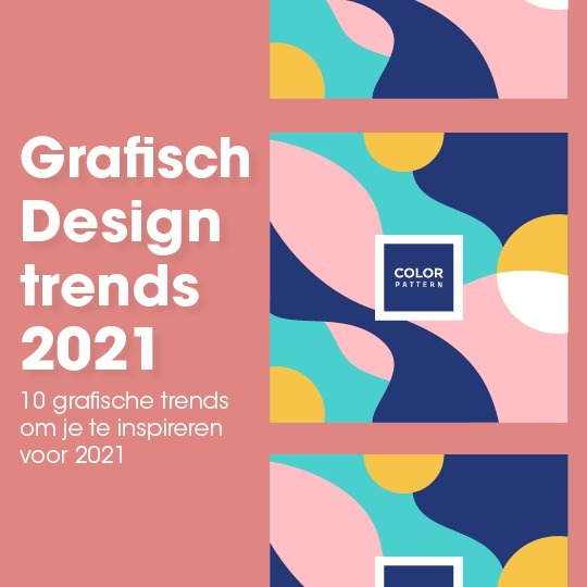 Grafisch Design trends 2021