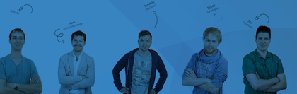 Vindbare website nodig? We helpen je graag!