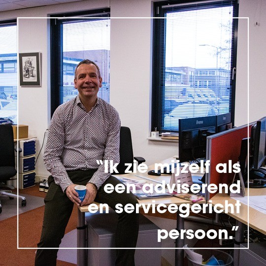 Interview met André, accountmanager van Crezée